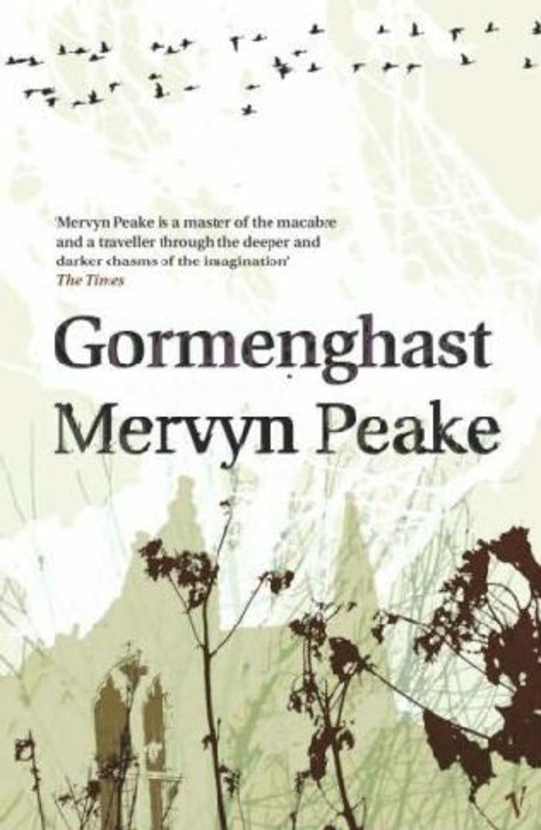 Gormenghast ( Book 2  of Gormenghast Trilogy)