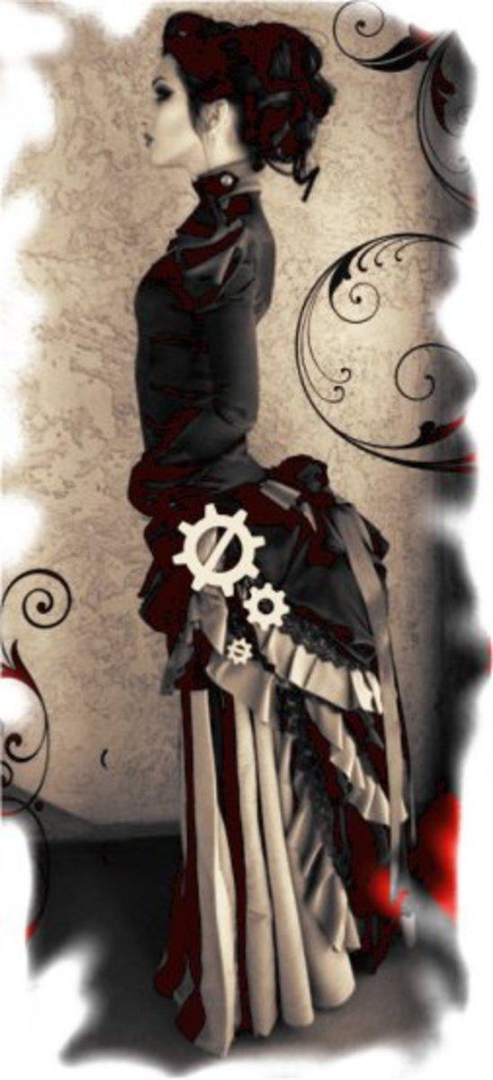 A Noble Steampunk Lady