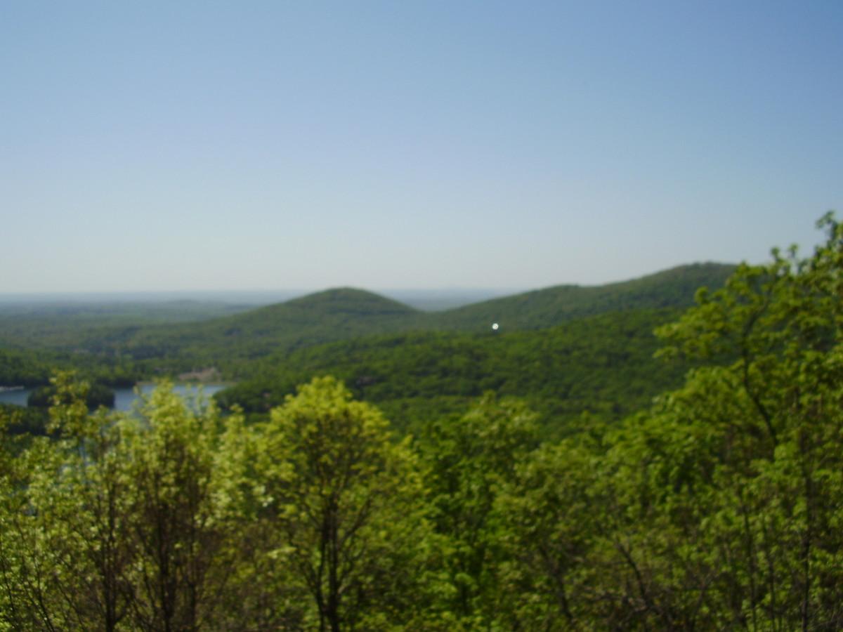 Big Canoe View