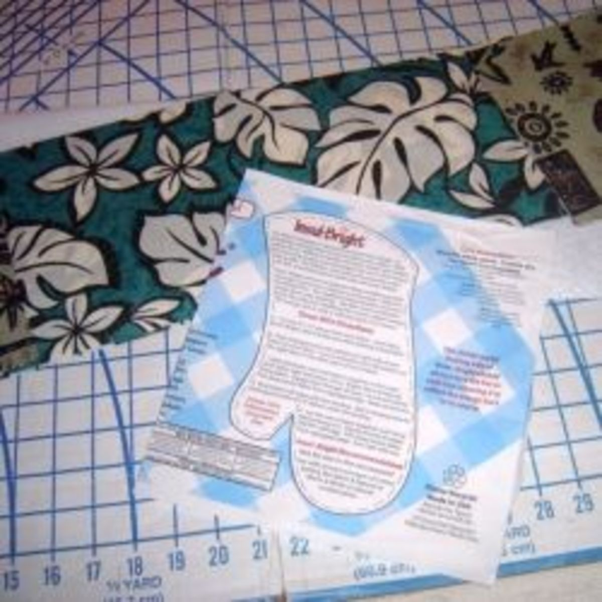 Sewing Projects with Insulating Fabric