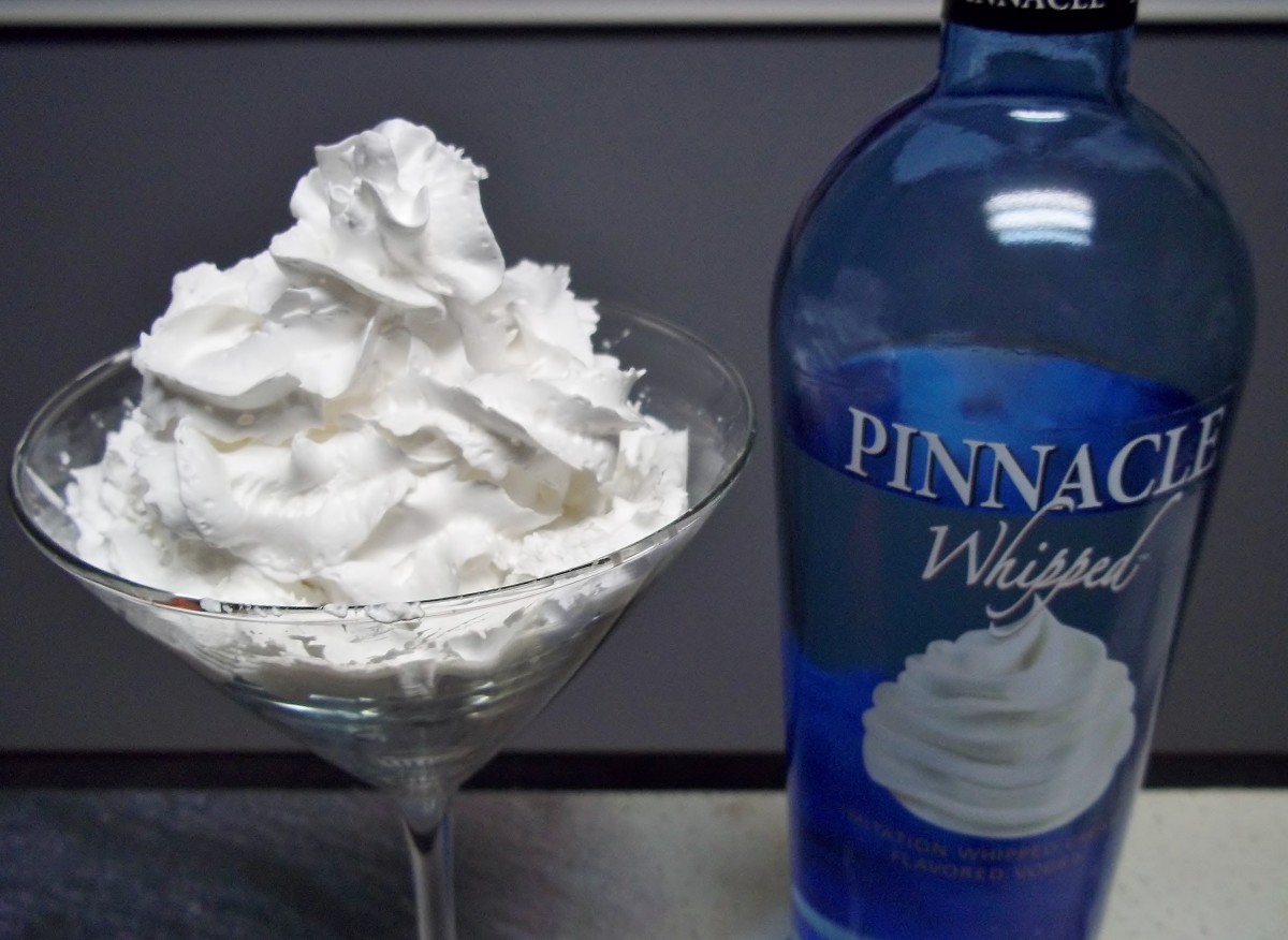 whipped Vodka
