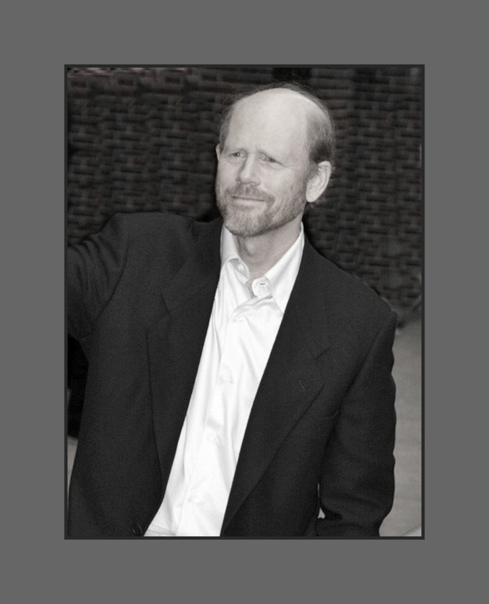 Ron Howard went bald early in life and decided to embrace his baldness and chose au naturel hair style - 2013 Hairstyles for Men with Balding Thinning Hair Style Cuts Trends