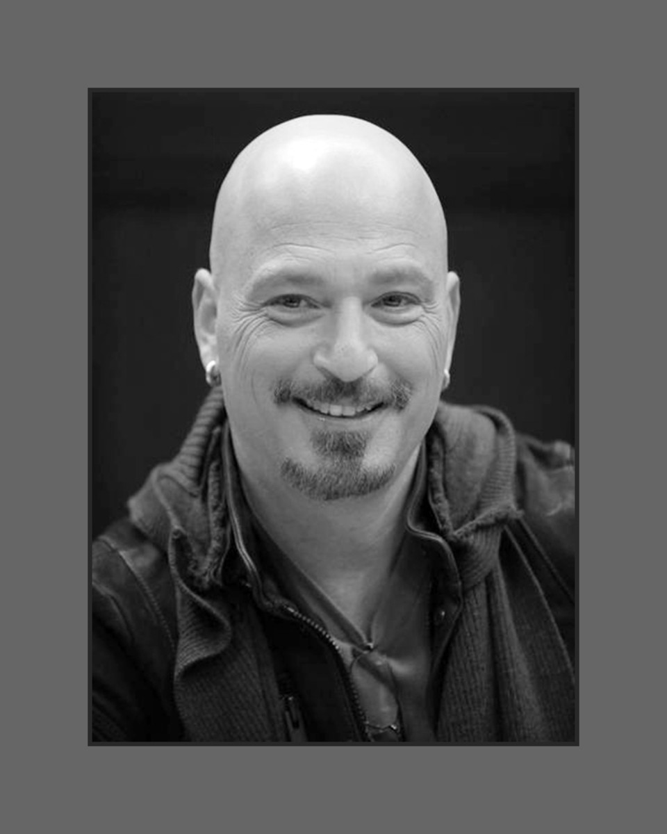 Comedian and TV host Howie Mandel embraced his baldness by shaving it all off.  Bold and bald. - 2013 Hairstyles for Men with Balding Thinning Hair Style Cuts Trends