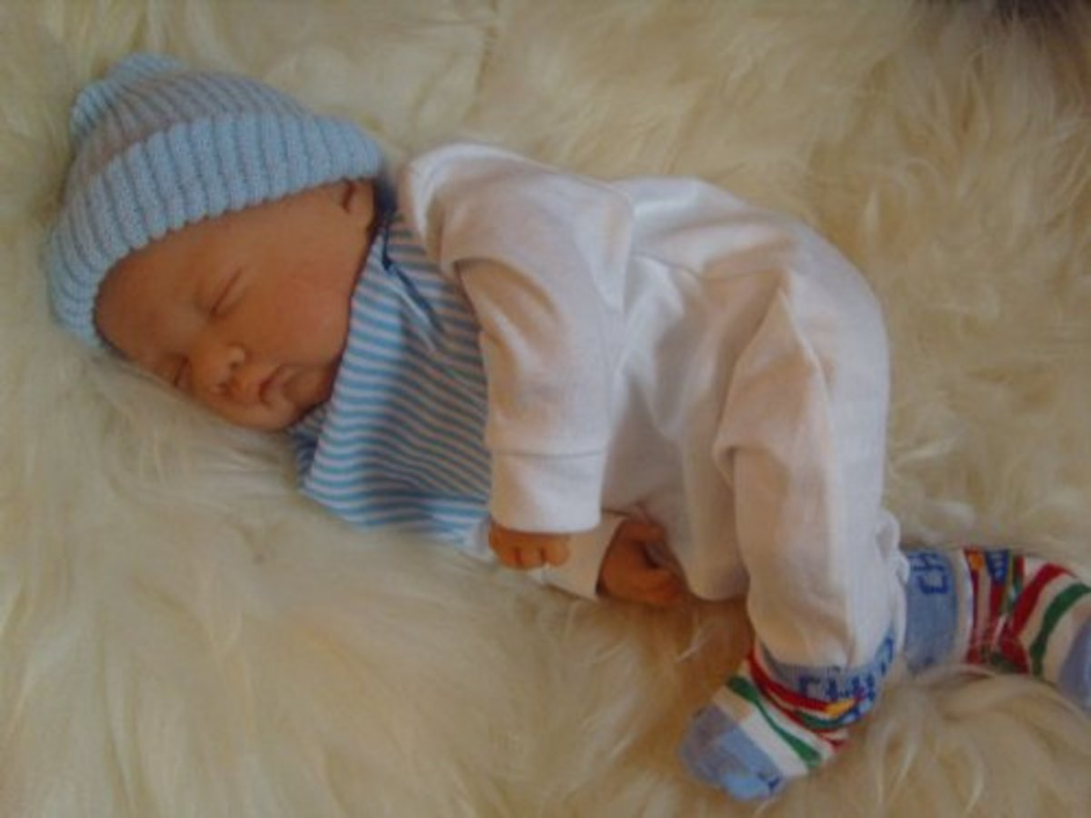 Reborn Baby Dolls Look Like Real Newborn Babies