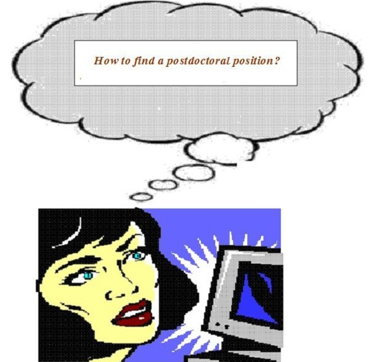 How to find a postdoctoral position?