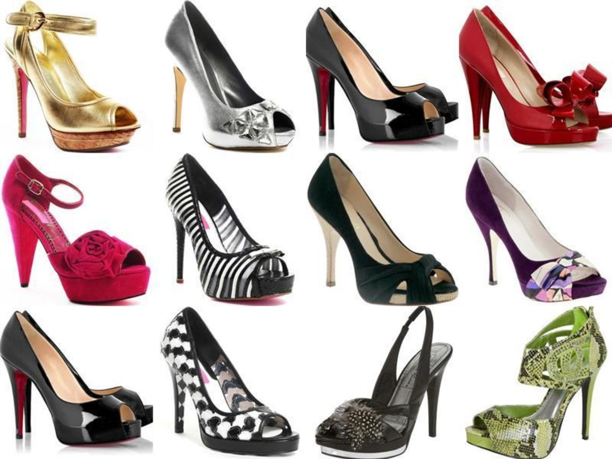 Designer Womens Shoes That Come In Narrow