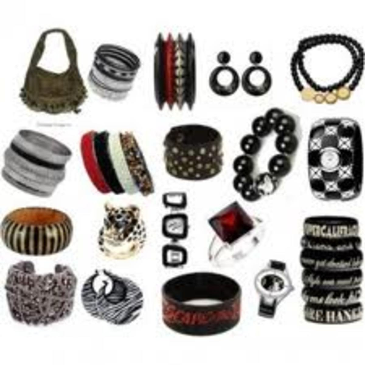 Different Types Of Fashion Accessories