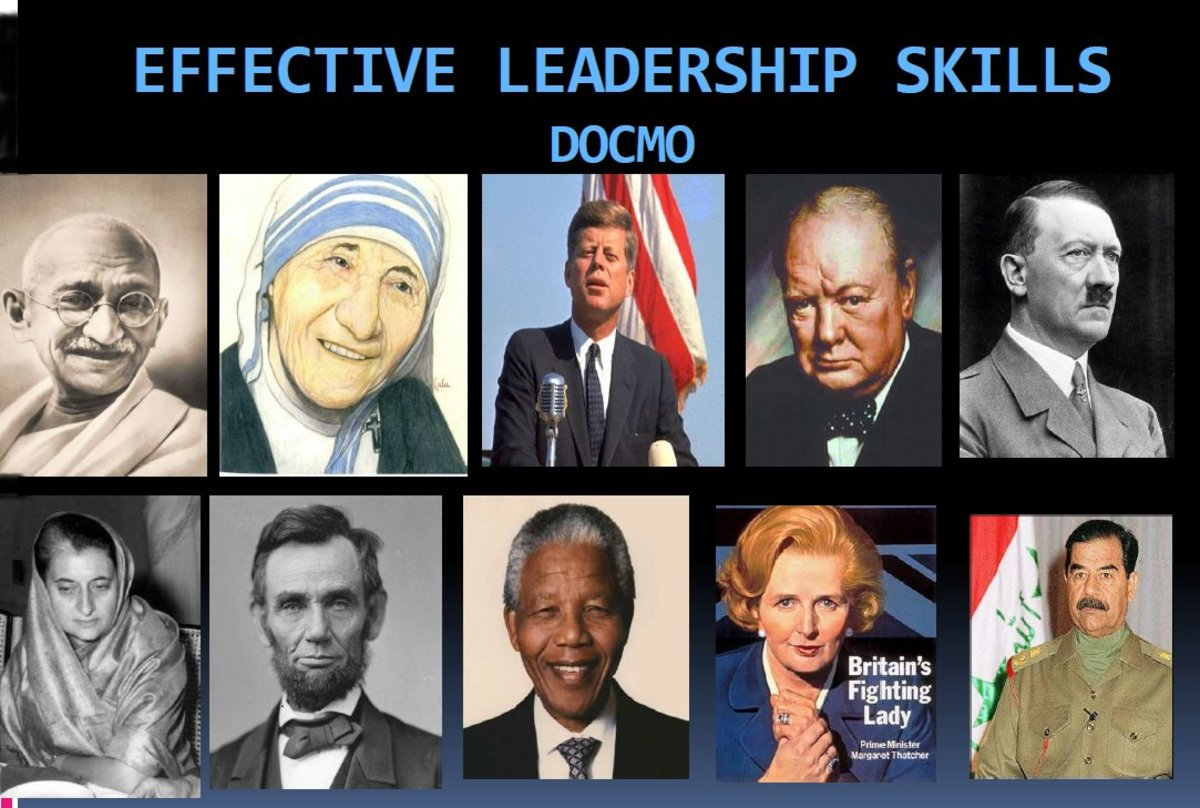 Effective Leadership Skills - Situational Leadership