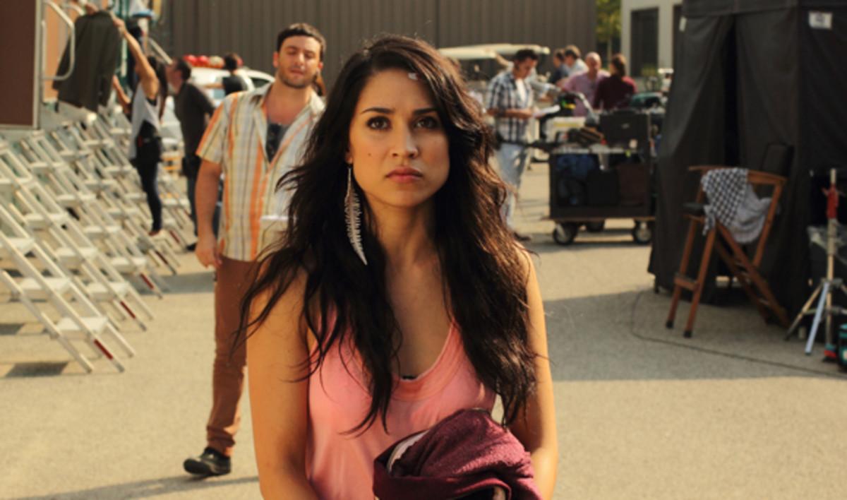 As Abby Vargas