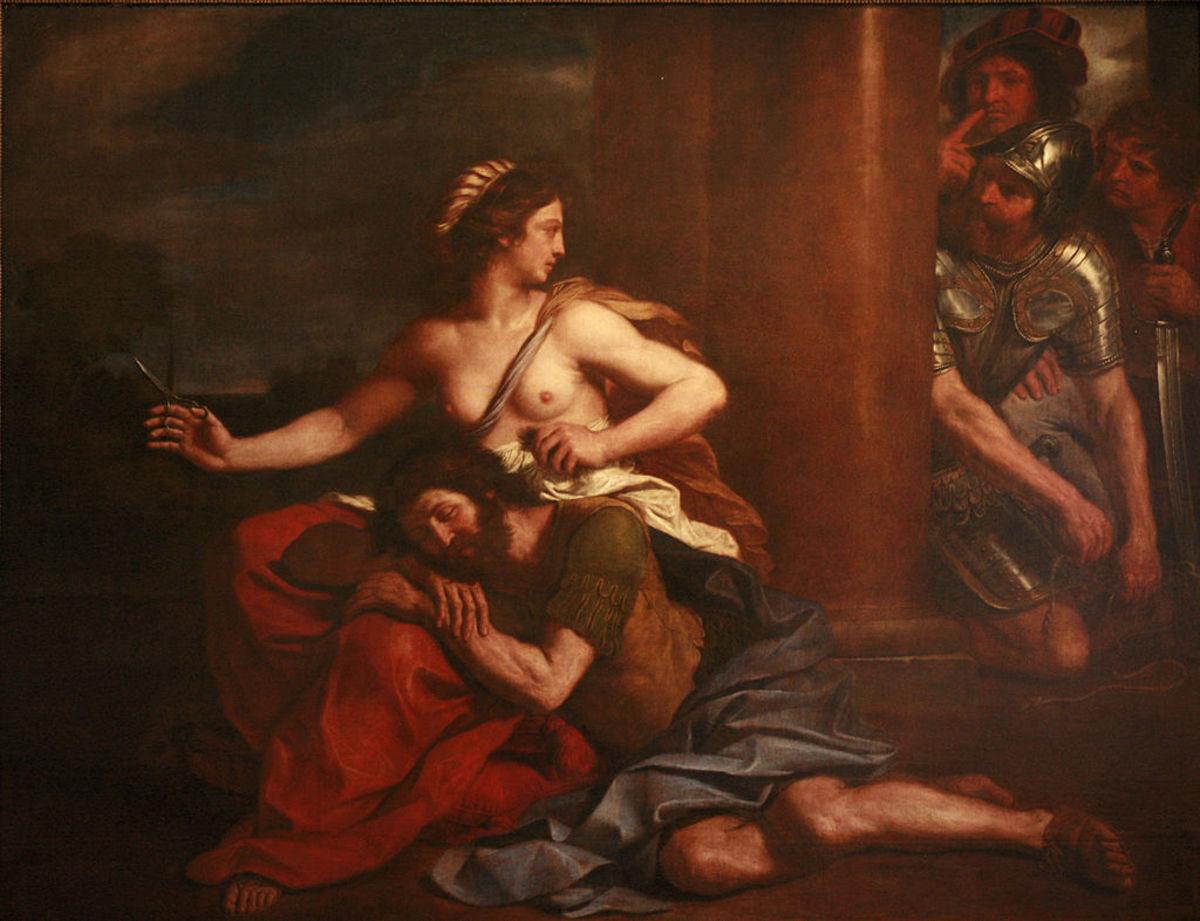 Samson: Bible Strong Man Weak in Relationship