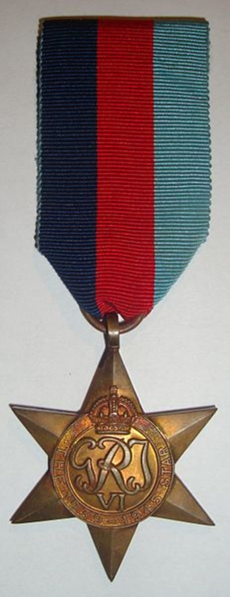 How to Identify World War II Ribbons and Medals