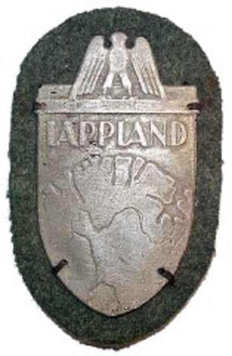 Lapplandschild (Lapland Shield)