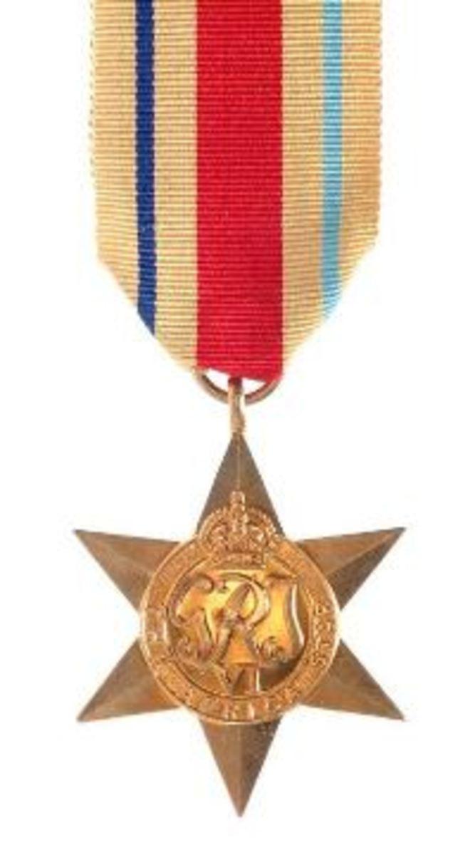 Africa Star: 1940–1943