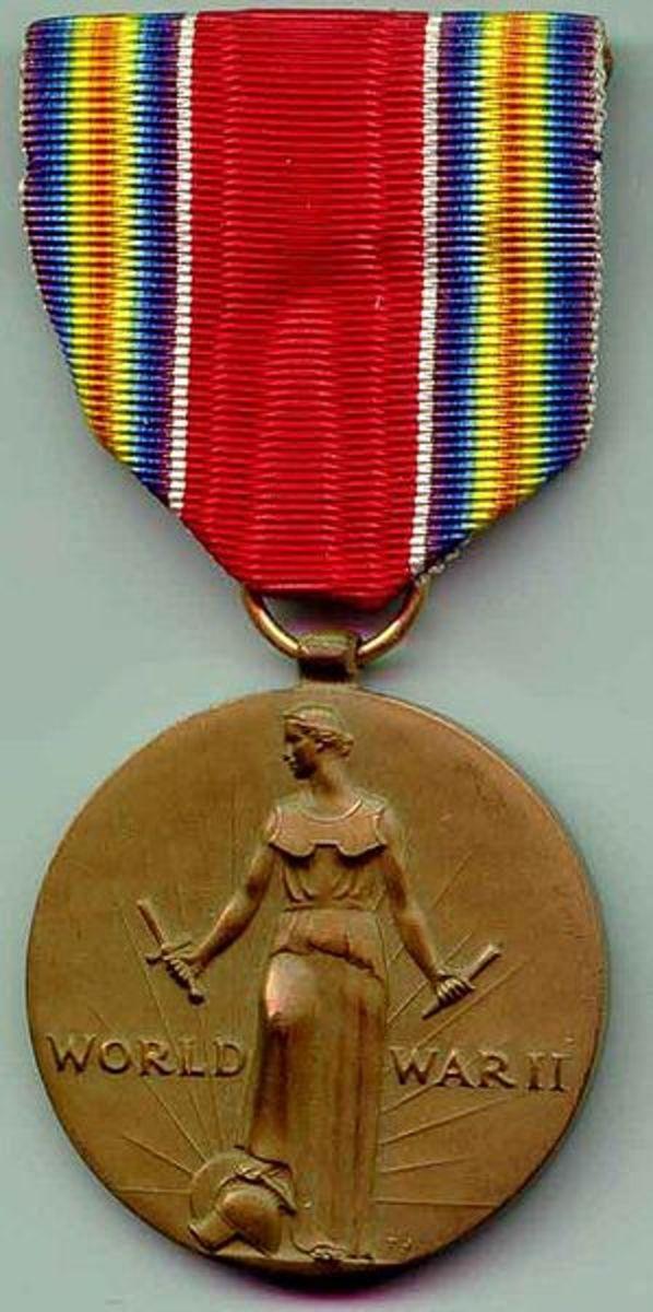World War II Victory Medal