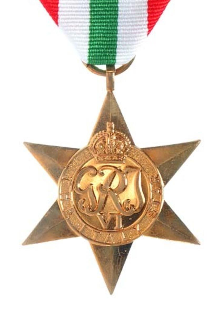Italy Star: 1943–1945