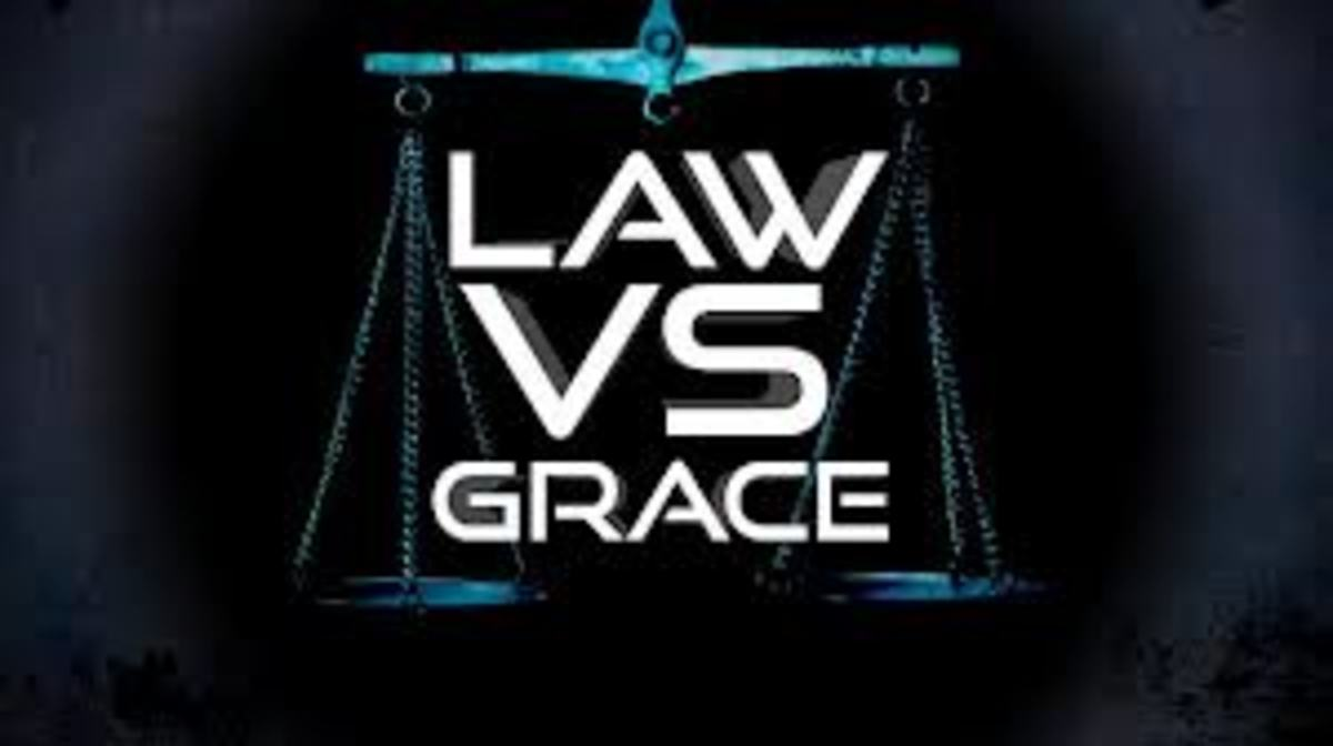Law Vs Grace
