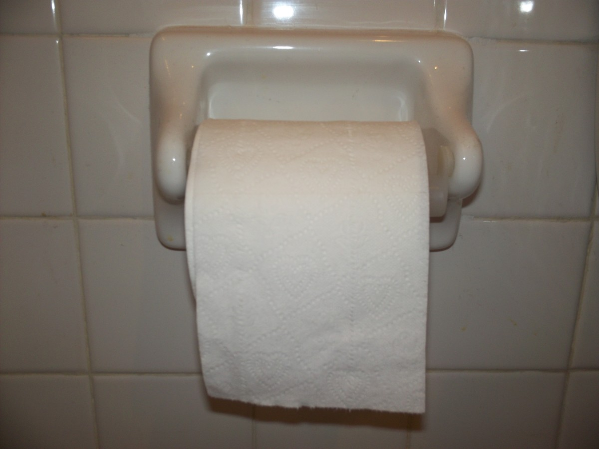 Your Toilet Paper Can Say A Lot About You