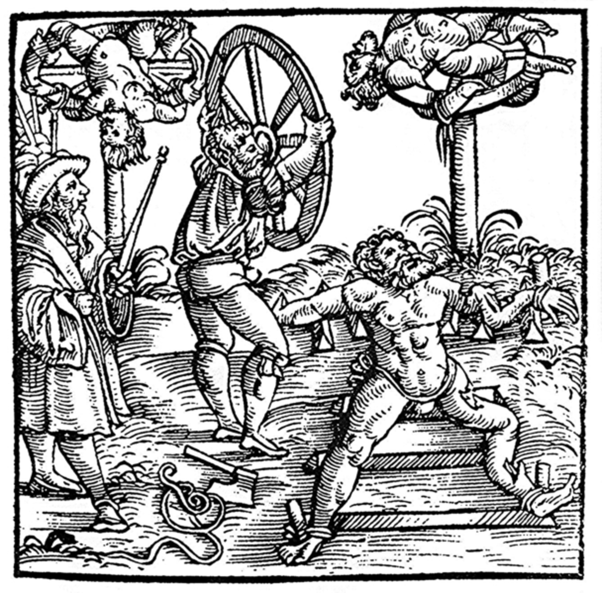 History Of Medieval Torture Devices