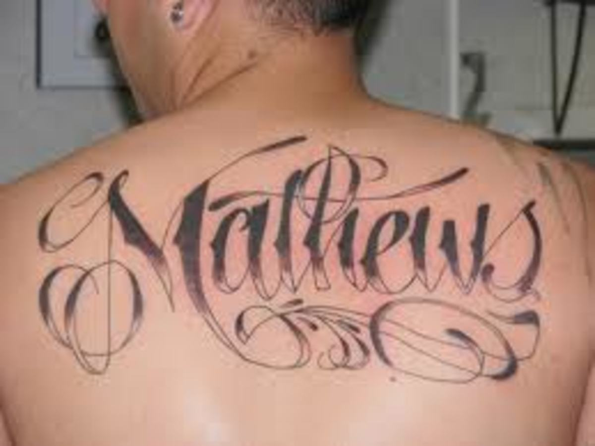 Name Tattoos Name Tattoo Designs Name Tattoo Meanings And Ideas