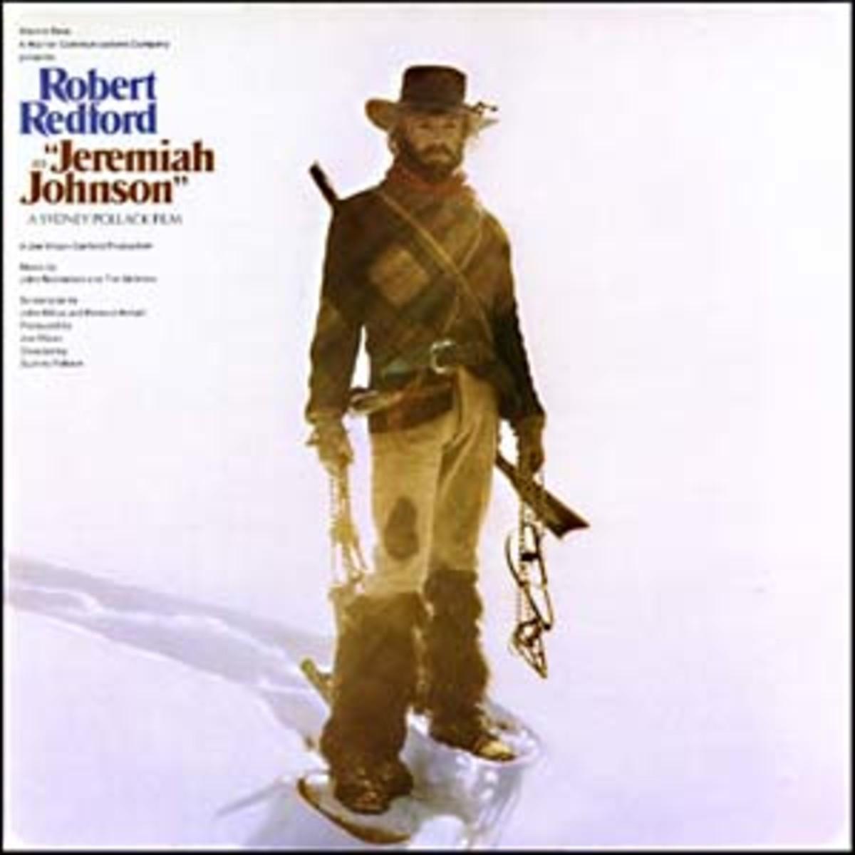 Robert Redford as Jerimiah Johnson