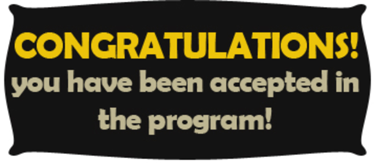 Having accepted in the Adsense Program is truly fulfilling and rewarding!