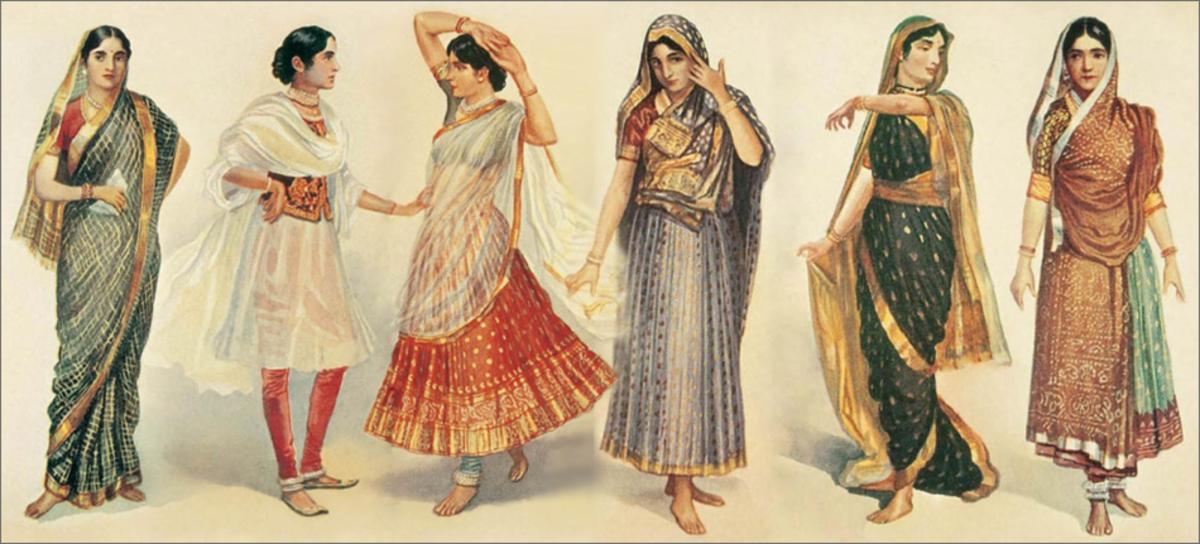 how-to-put-on-a-sari