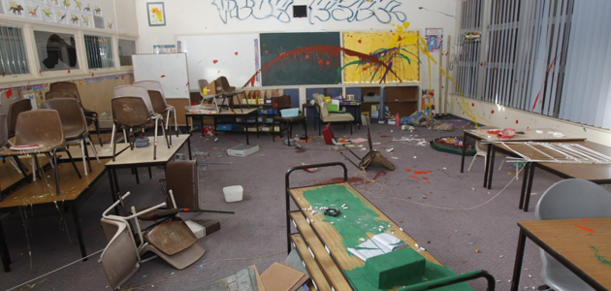 some buddy teachers' classrooms look like this one.
