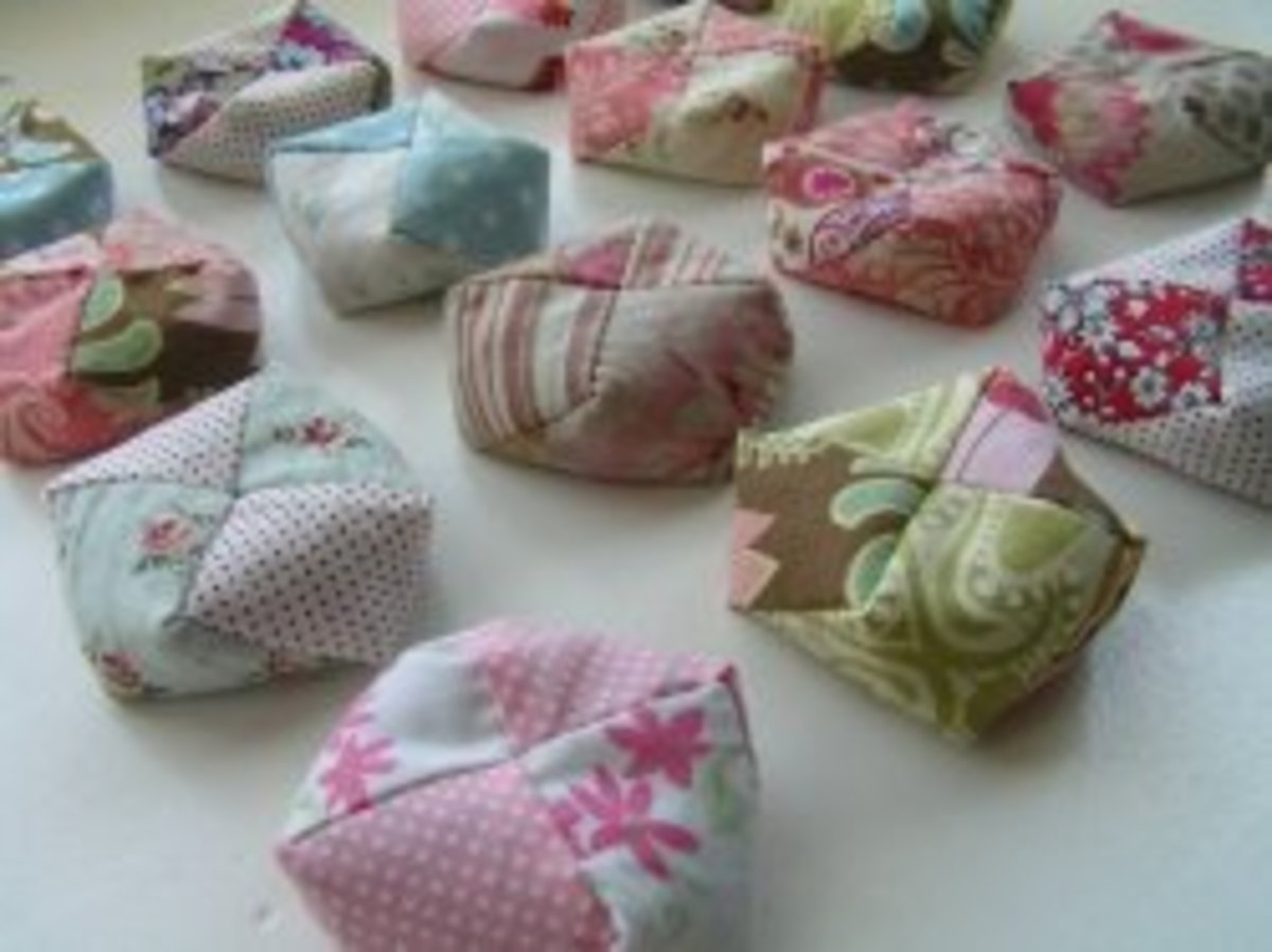 Japanese Otedama Bags - Gift Idea