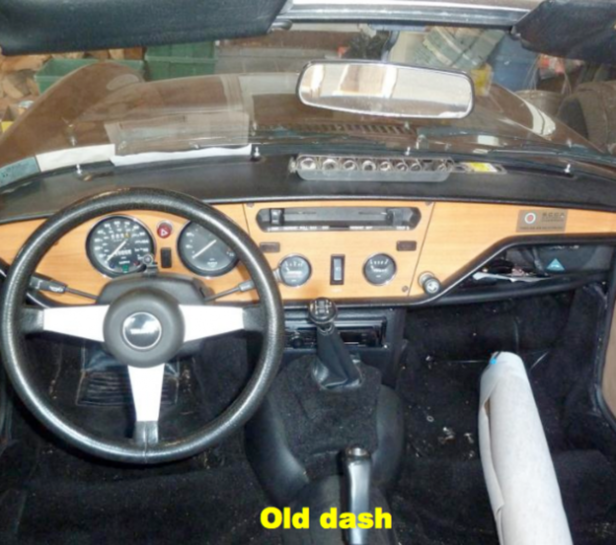 The Old Dash