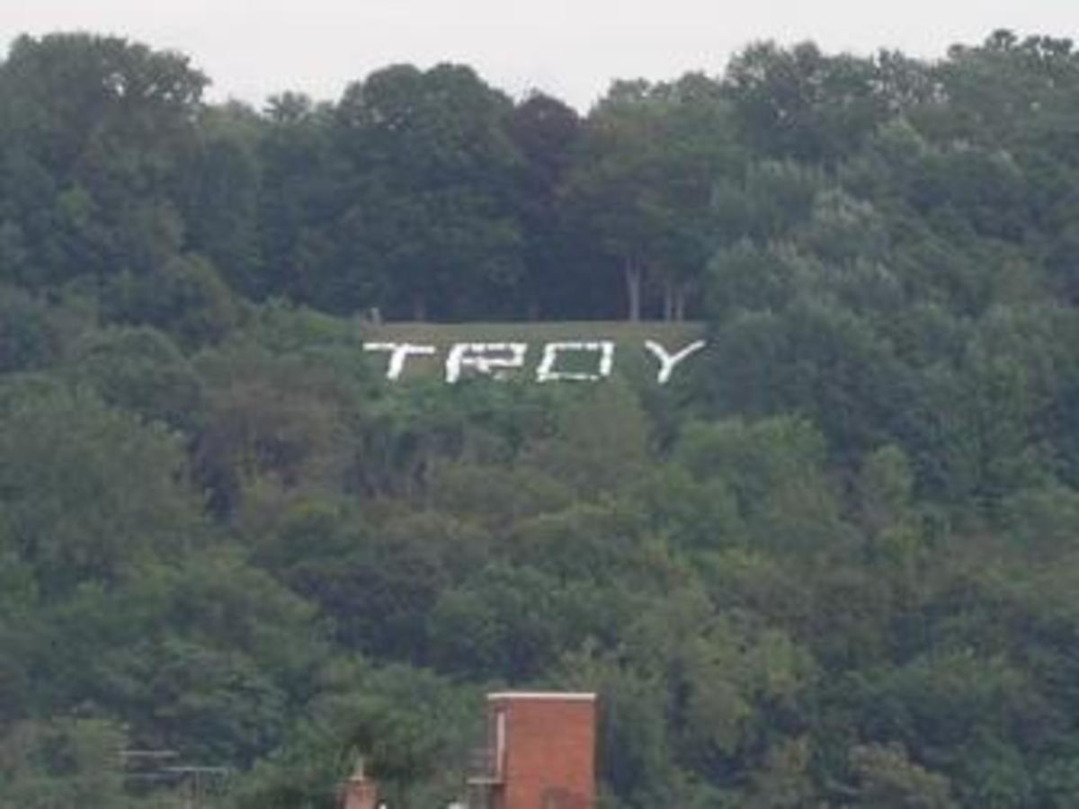 Welcome To Troy Ny