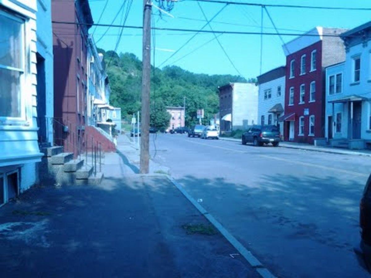 Adams st, Troy NY
