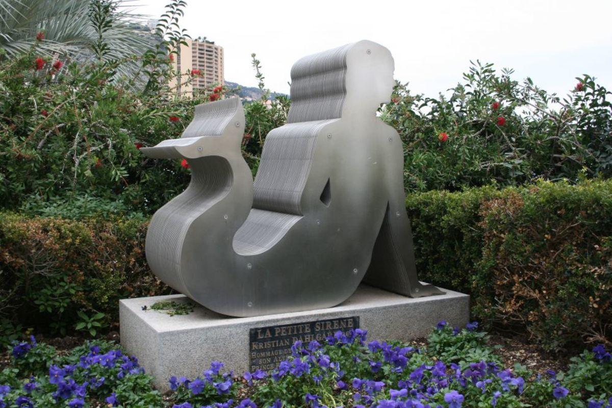La Petite Sirene by Dahlgård