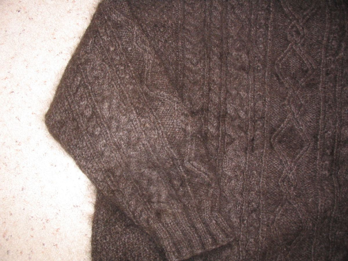 Knitting Basics:  How to Make a Cable Knit Sweater