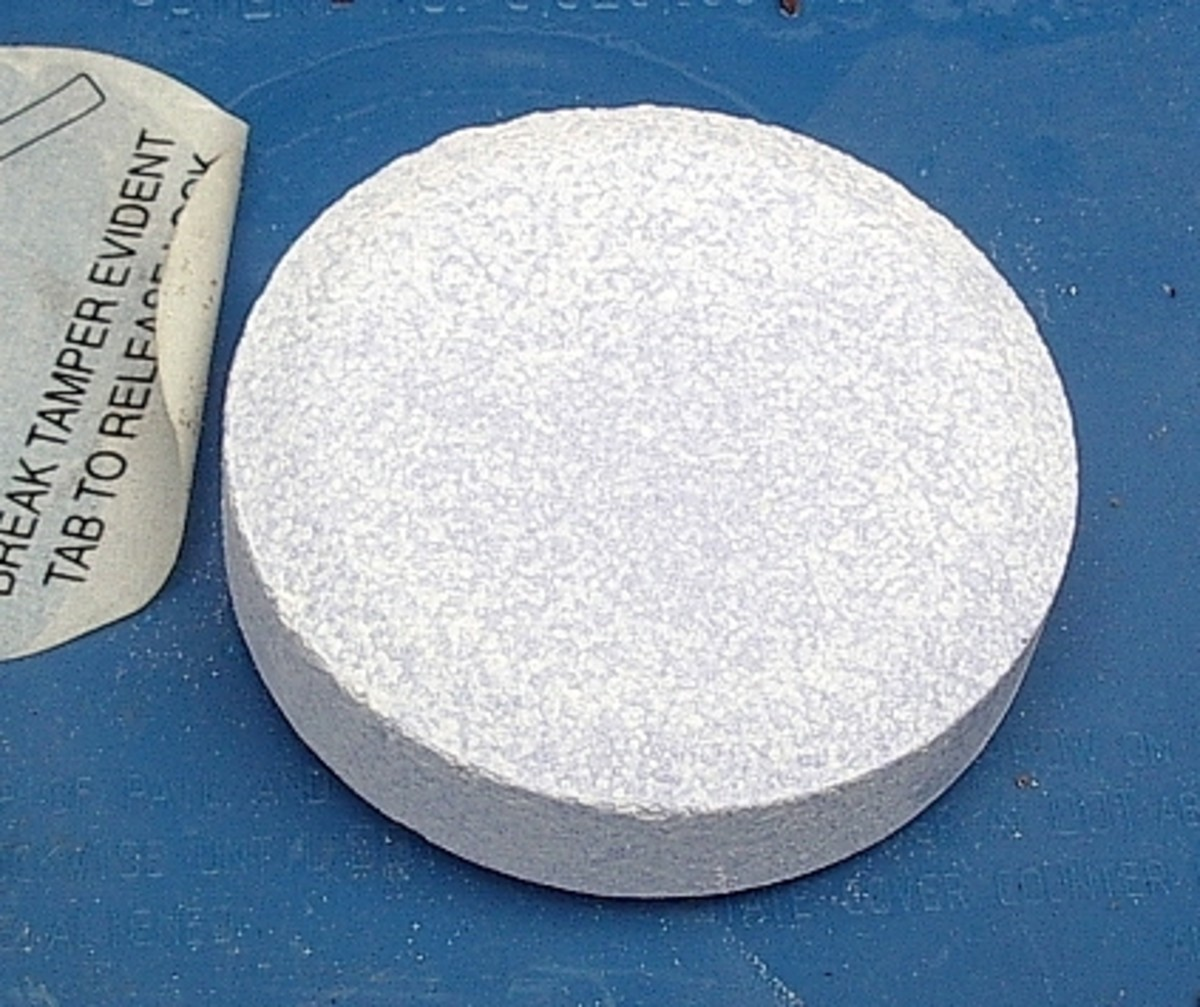 Chlorinating Tablet