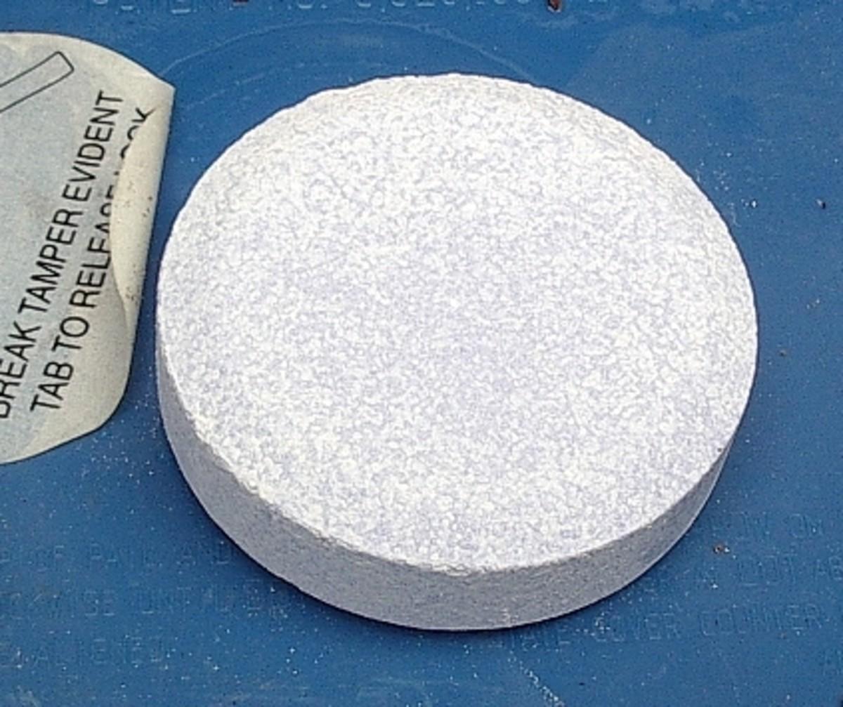 Chlorinating Tablet