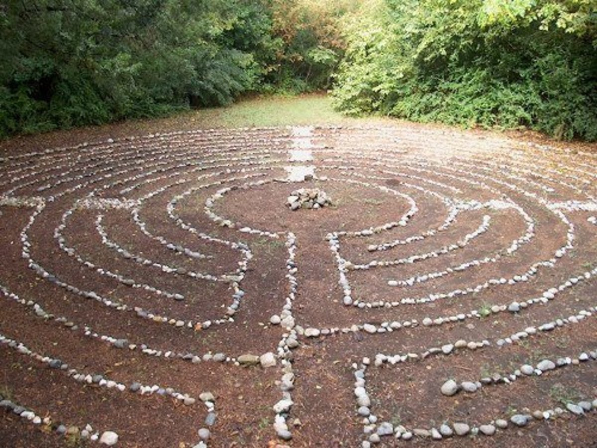 The Labyrinth: A Guided Meditation