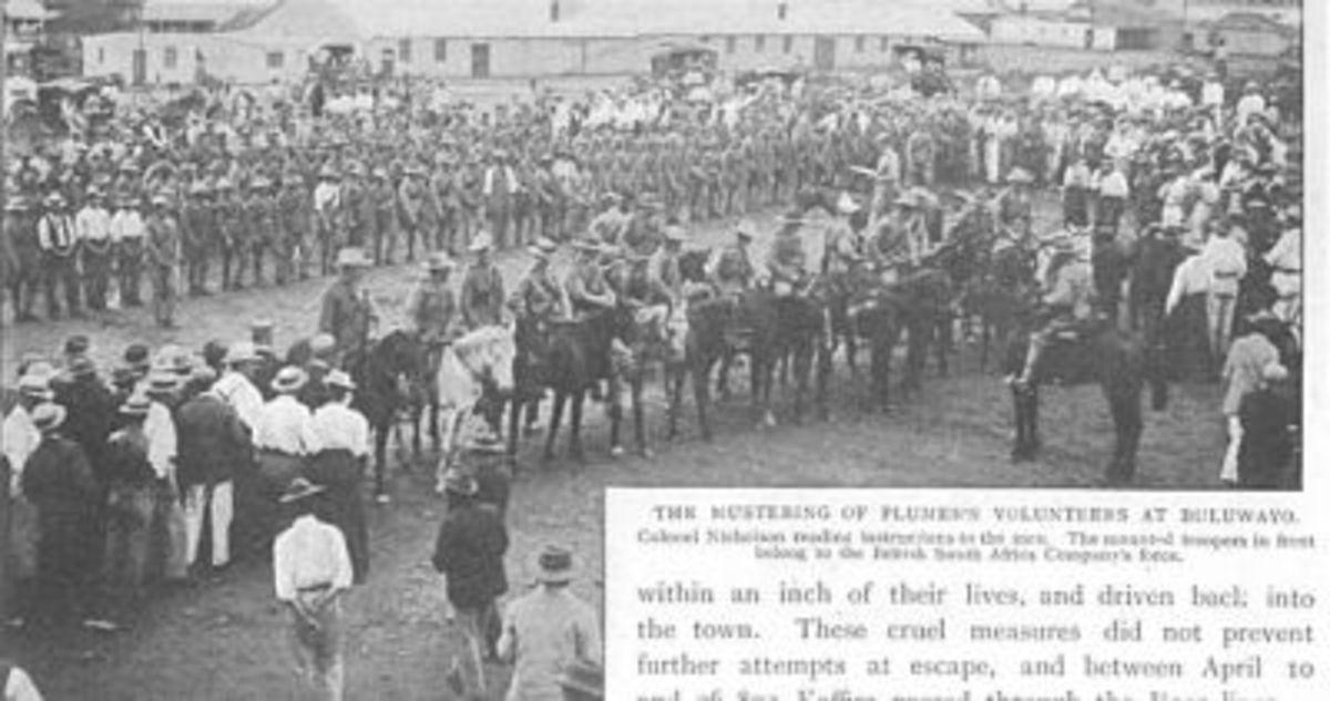 Bulawayo 1900