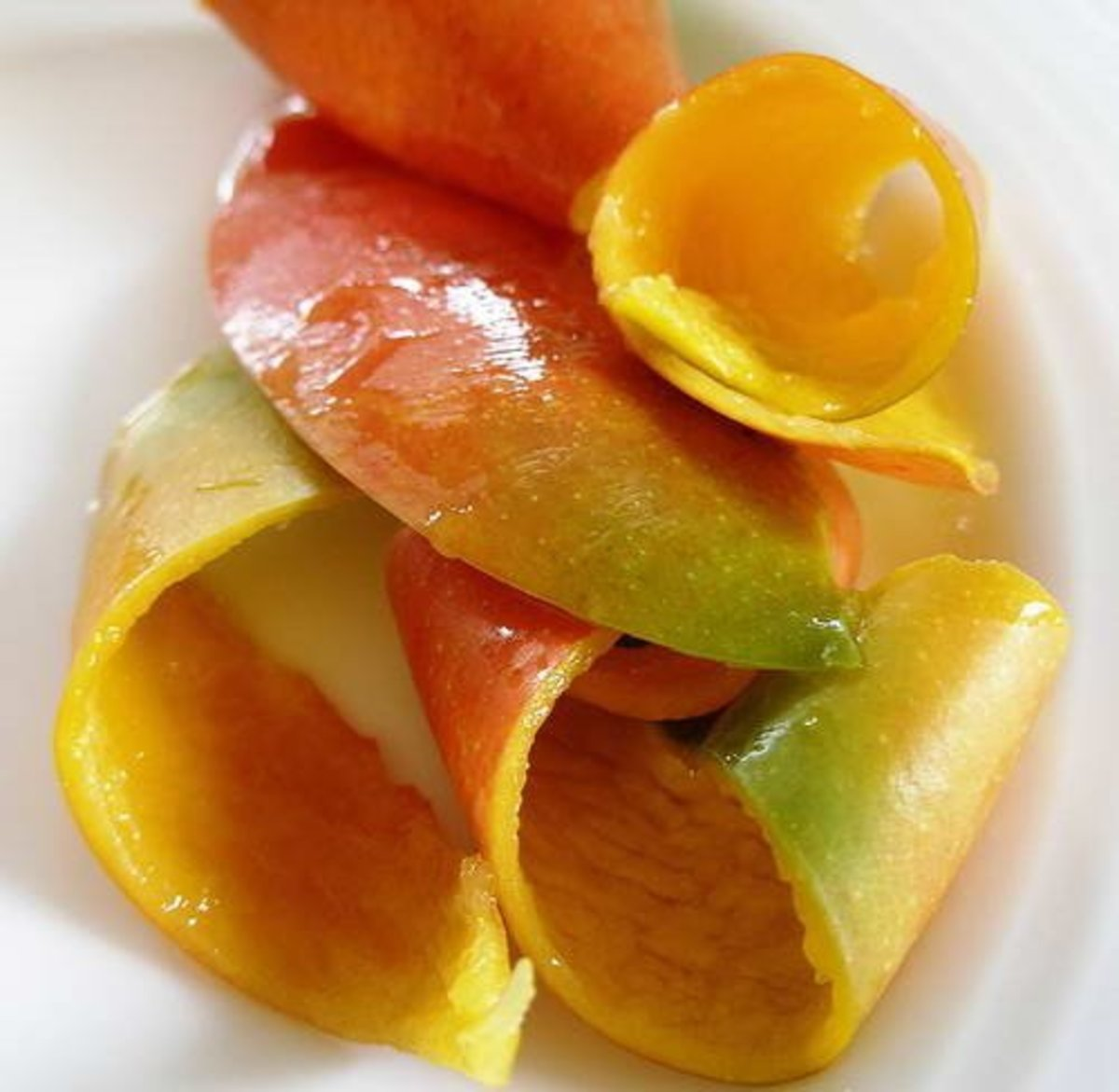 do not throw away mango peel