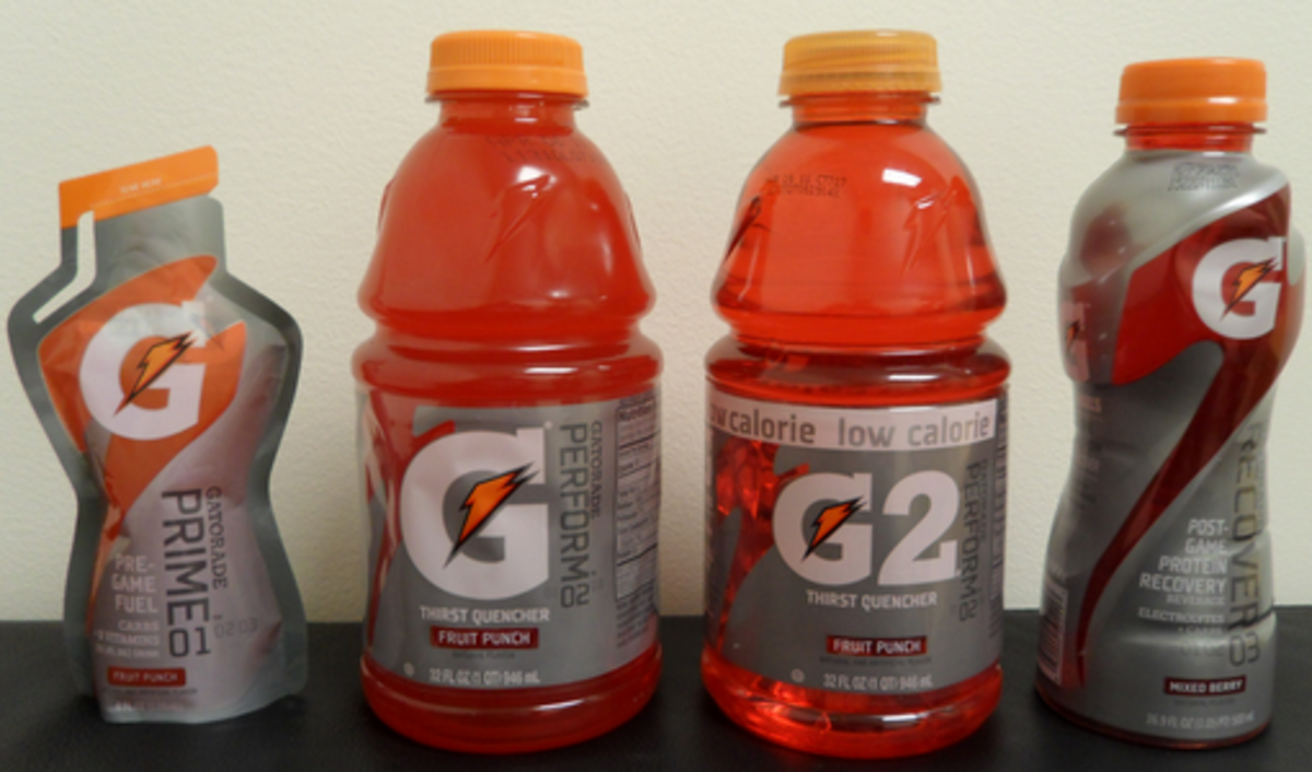 The popular sports drink Gatorade was invented in Gainesville, by Professor, Robert Cade of the University of Florida.  The beverage was first developed in 1965 and designed to replenish the water, carbohydrates, electrolytes lost by athletes.