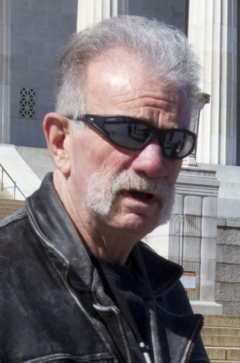 Terry Jones, pastor of Dove World Outreach Center, who first attained national and international attention in 2010 for his scheme to burn Korans on the ninth anniversary of the September 11 attacks.  He and his group left Gainesville in 2013.