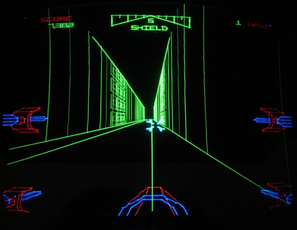 Star Wars Arcade - Trench Run