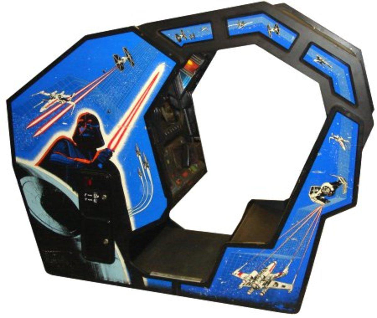 Star Wars Cockpit Cabinet