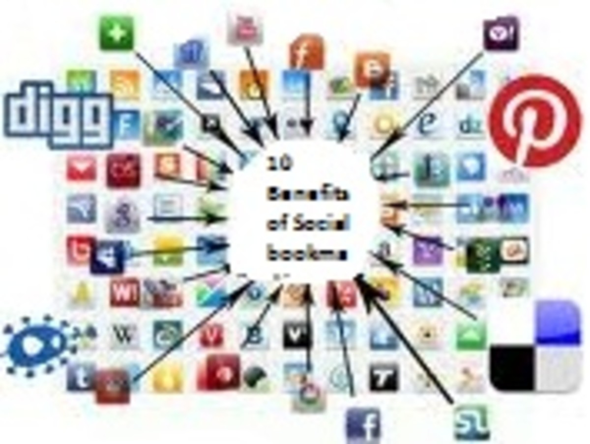 Top 10 Benefits of Social Bookmarking