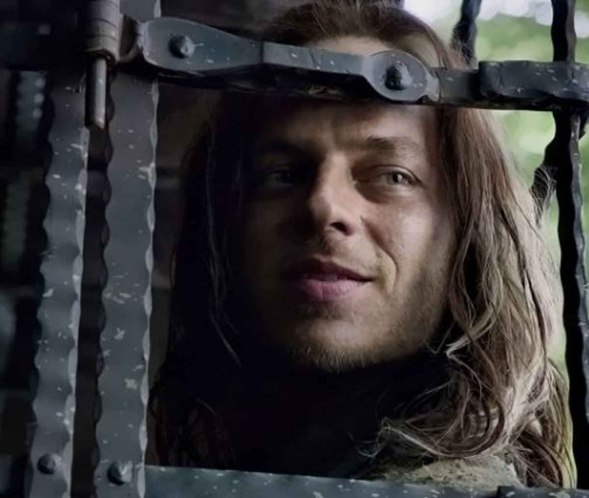 Jaqen H'Ghar in HBO's Game of Thrones