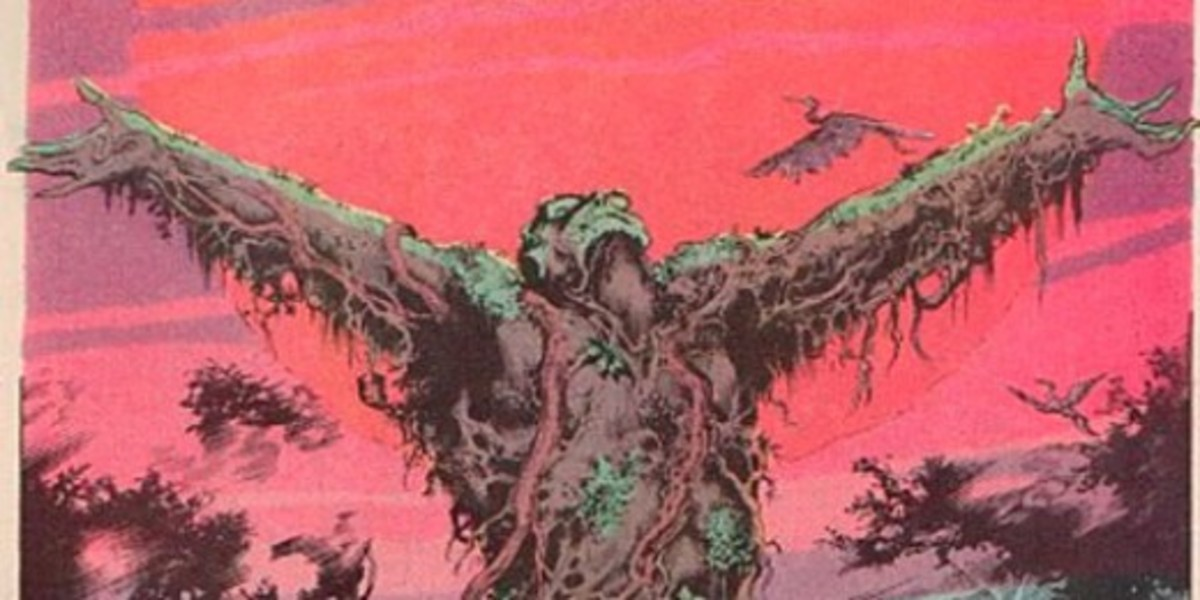 Alan Moore's Swamp Thing