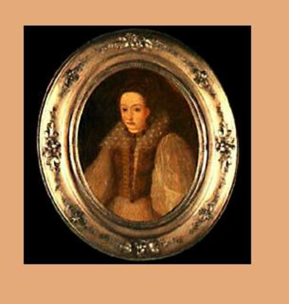 Hungarian Countess Elizabeth Bathory, AKA: The Blood Countess