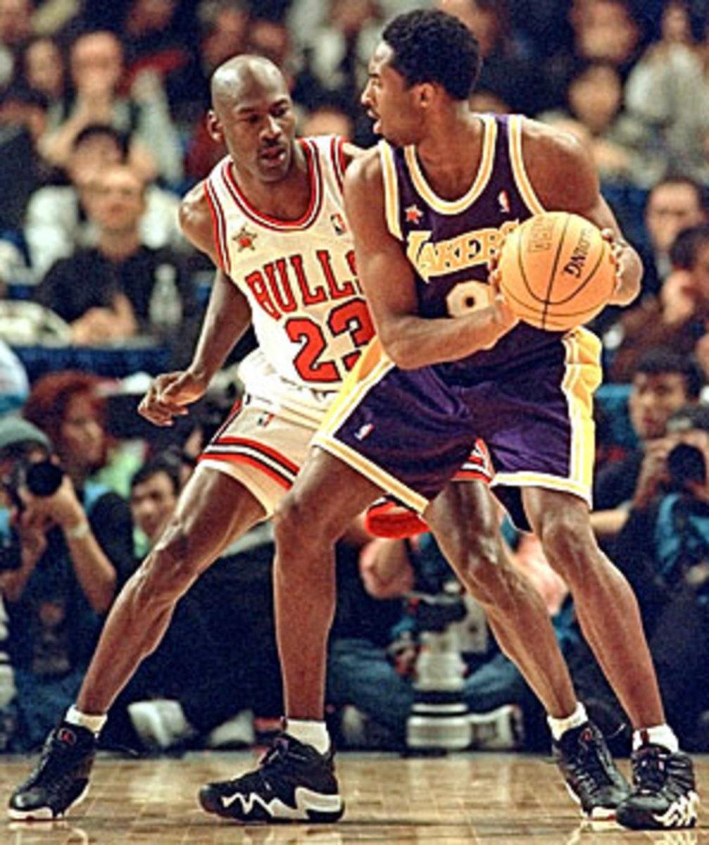 Kobe vs Jordan Argument