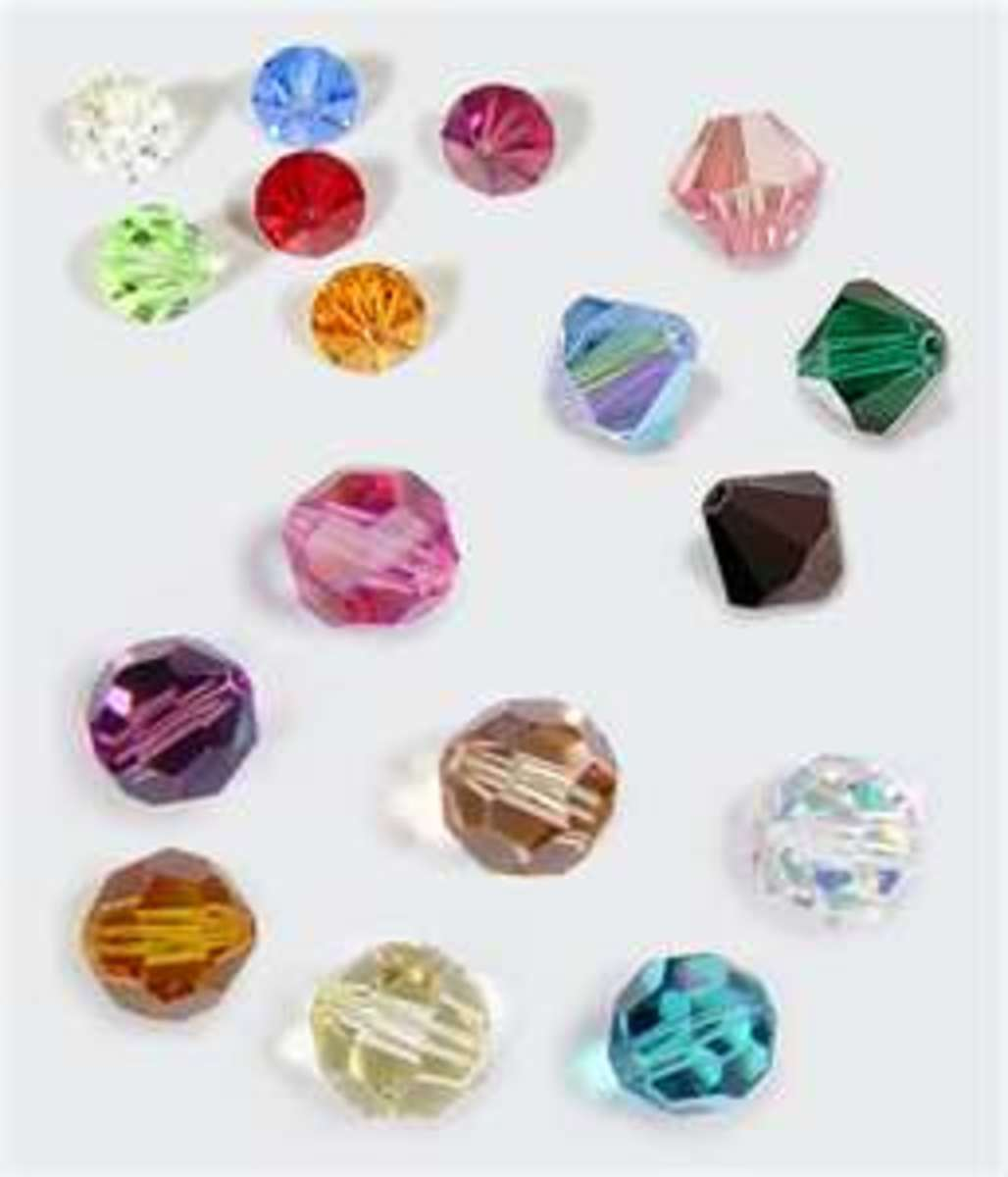 Swavorski Crystal Beads