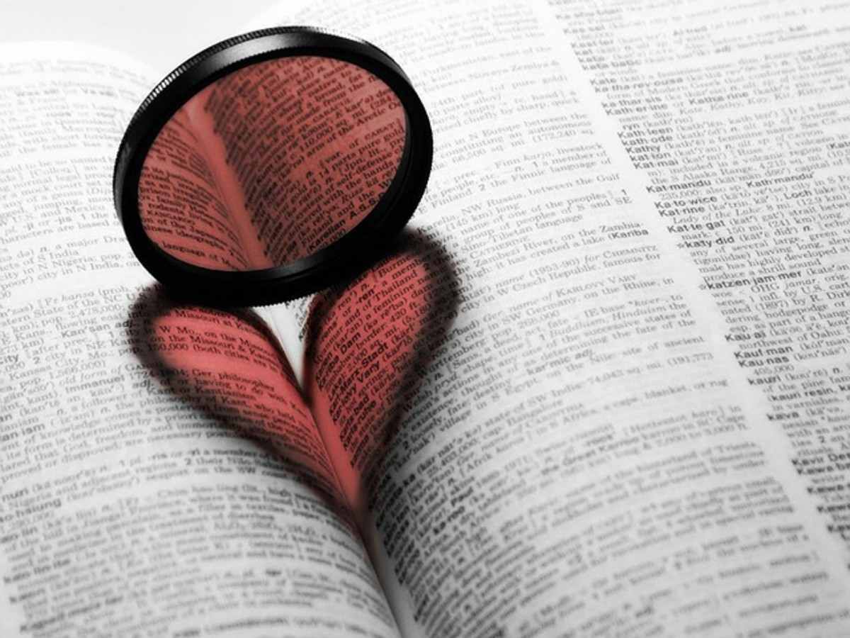 Romanticism in literature may not be all about love but it is is not lacking in romance.