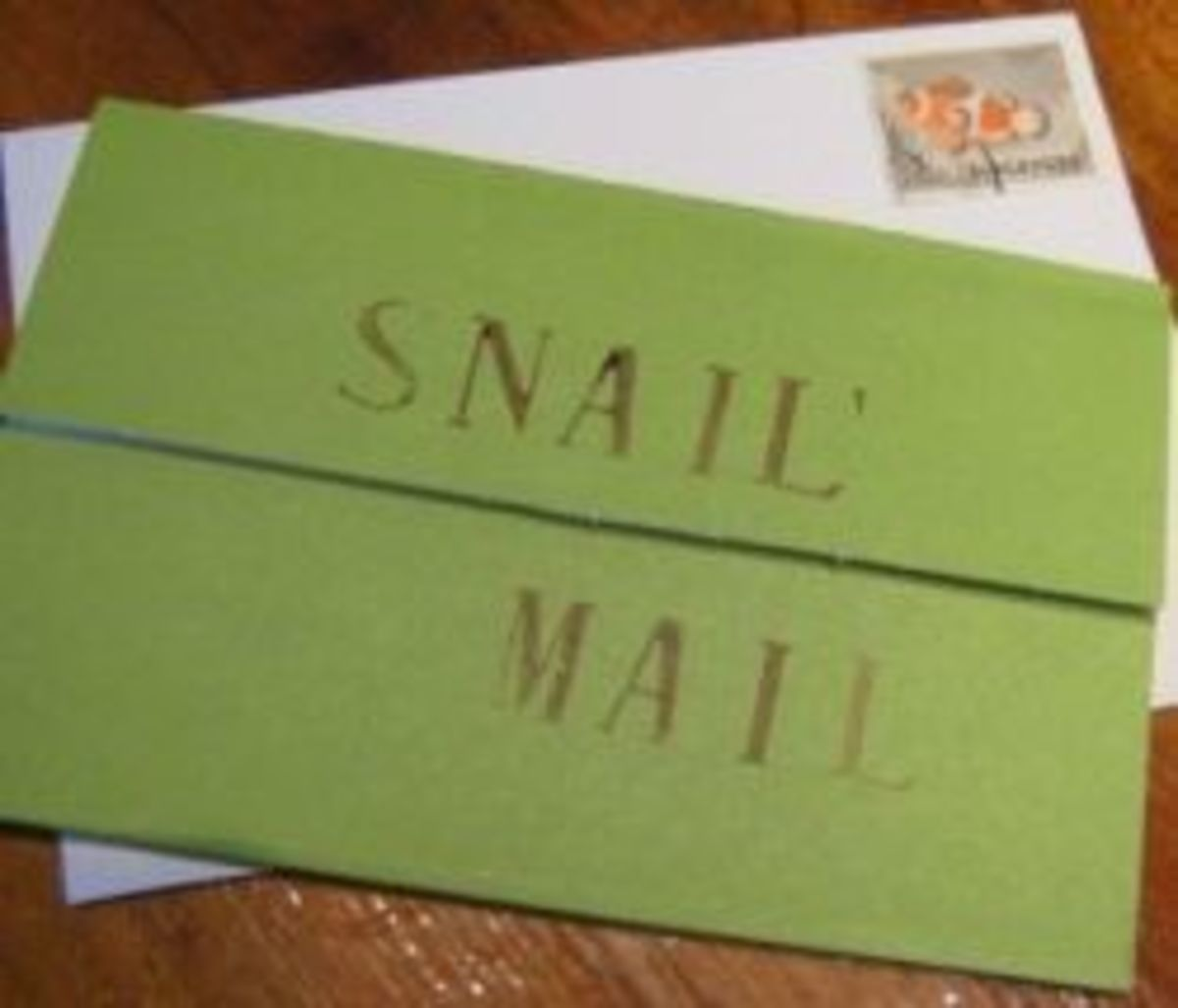 New Technology and the Power of Snail Mail